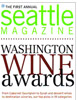 Seattle Magazine WA Wine Awards